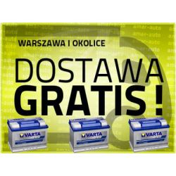 Akumulator Varta BLUE 44Ah 44 Ah 440A B18 Warszawa