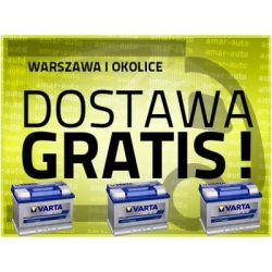 Akumulator Varta BLUE 44Ah 44 Ah 420A B36 Warszawa
