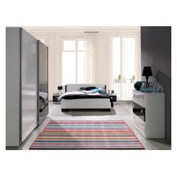 Sypialnia LUX + MATERAC