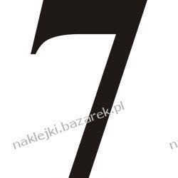 Naklejka - Cyfra 7 do nr rozpoznawczych