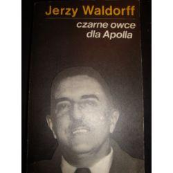 CZARNE OWCE DLA APOLLA - JERZY WALDORFF_D2