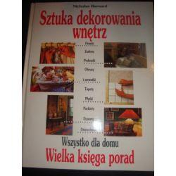 SZTUKA DEKOROWANIA WNĘTRZ - NICHOLAS BARNARD _A4