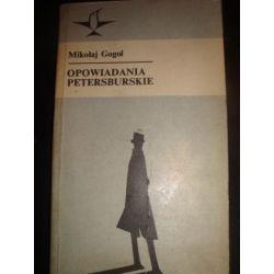 OPOWIADANIA PETERSBURSKIE - MIKOLAJ GOGOL_A3