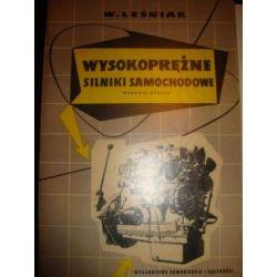 WYSOKOPREZNE SILNIKI SAMOCHODOWE - W. LESNIAK_D4