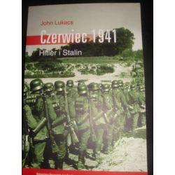 CZERWIEC 1941 HITLER I STALIN - JOHN LUKACS _A3
