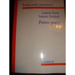 PRAWO PRACY - FLOREK LUDWIK_D1
