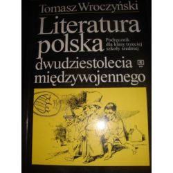 LITERATURA POLSKA - TOMASZ WROCZYNSKI_A3