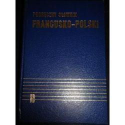 PODRECZNY SLOWNIK POL.-FRAN. - KUPISZ, KIELSKI_F4