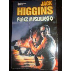PŁACZ MYŚLIWEGO - JACK HIGGINS_E1