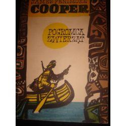 POGROMCA ZWIERZĄT - J.F. COOPER_B4