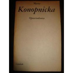 OPOWIADANIA - MARIA KONOPNICKA_D1