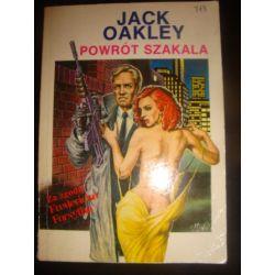 POWRÓT SZAKALA - JACK OAKLEY _C2