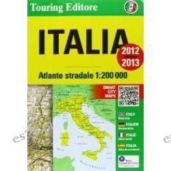 Atlante stradale Italia 1:200.000 2012-2013 [Italienisch] [Landkarte]
