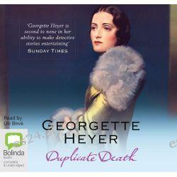 Duplicate Death, Inspector Hemingway #3 Audio Book (Audio CD) by Georgette Heyer, 9781486245079. Buy the audio book online.