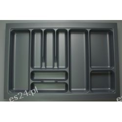 organizer do szuflady na sztućce do szafki 80 metabox 73,5x49