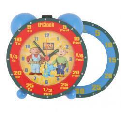 BOB BUDOWNICZY zegar budzik uczący odczytywać godzinę