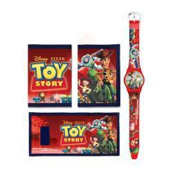TOY STORY zegarek + portfel