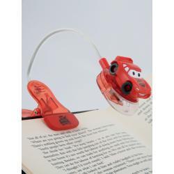 AUTA CARS lampka do czytania