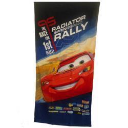 ręcznik kąpielowy AUTA Disney CARS