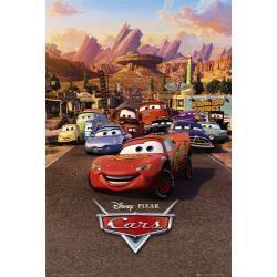plakat AUTA Disney CARS