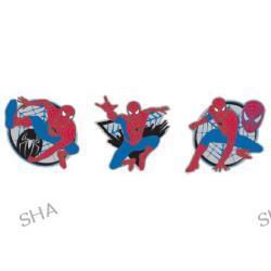 SPIDERMAN dekoracja ścienna  z pianki 3 elementy