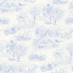 TAPETA EASY-WALLS niebieska NATURA