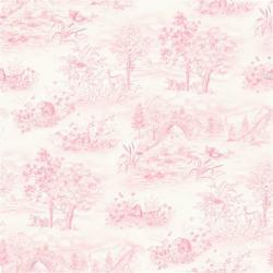 TAPETA EASY-WALLS róż NATURA