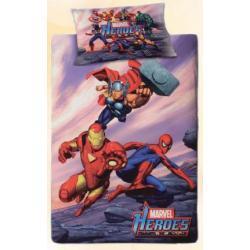 POŚCIEL SPIDERMAN marvel heroes