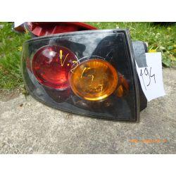 MAZDA 3 2003 USA LAMPA TYLNA LEWA