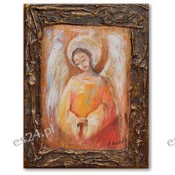 Anioł Ambriel, obraz ręcznie malowany