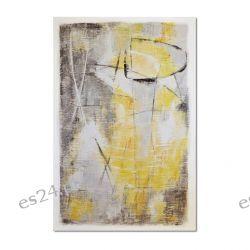 Grot 2, abstrakcja, nowoczesny obraz ręcznie malownany