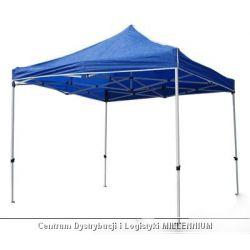 Namiot handlowy ekspresowo rozkładny 3x6m niebieski...