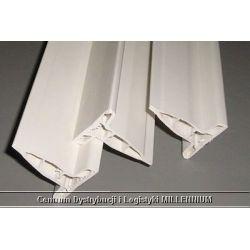 Listwa dylatacyjna PCV do betonu H=8cm L=3mb...