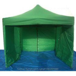Namiot handlowy ekspresowo rozkładny 3x3m zielony...