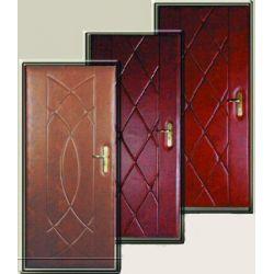 Tapicerka drzwiowa wzór: karo szerokość: 105 cm rodzaj materiału: skóropodobny głębokotłoczony...