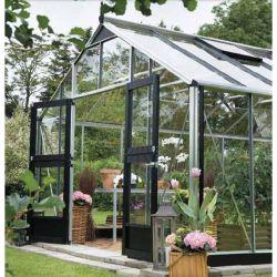 Szklarnia ogrodowa Juliana Premium 880 wymiar: 296 x 296 szkło hartowane...