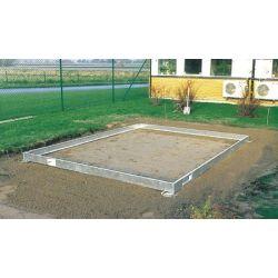 Fundament Juliana Kompakt 500 antracyt wymiar: 255x191 cm...