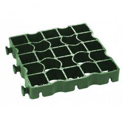 Płyta kratka trawnikowa - panel trawnikowy - krata do trawników EcoRaster E50 ZIELONA - paleta 515 sztuk 57,19 m2...