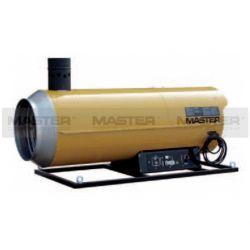 Nagrzewnica olejowa podwieszana z odprowadzeniem spalin MASTER BVS 170 E...