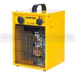 Nagrzewnica elektryczna MASTER B 3,3 EPB - farelka - wbudowany termostat...