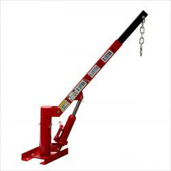 Dźwig-podnośnik hydrauliczny do montażu na przyczepach-pojazdach...