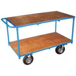 Wózek transportowy 2-poziomowy...