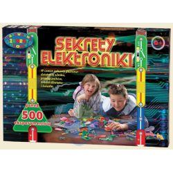 Sekrety Elektroniki zestaw 500 elementów...