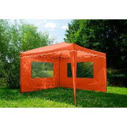 Pawilon ogrodowy 3x3m - pomarańcz...