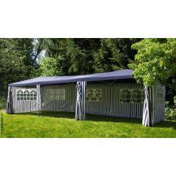 Pawilon ogrodowy 3x9 namiot - biały...