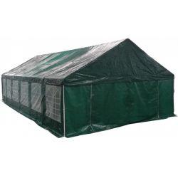 Pawilon ogrodowy 6x12m - zielony...
