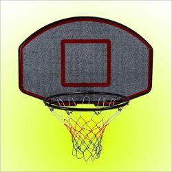 Obręcz, tablica do gry w koszykówkę...