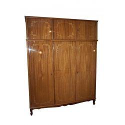 Sypialnia z drewna dębowego z toaletką OKAZJA!!!