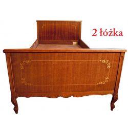 Sypialnia z drewna dębowego z toaletką-duża-OKAZJA