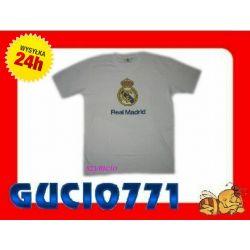 REAL MADRYT Oryginalna koszulka T-shirt - roz. L